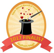 Finalist Gayle Wilson Award of Excellence Teen Category